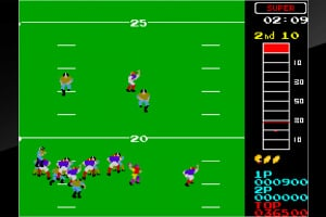 Arcade Archives 10-Yard Fight Screenshot