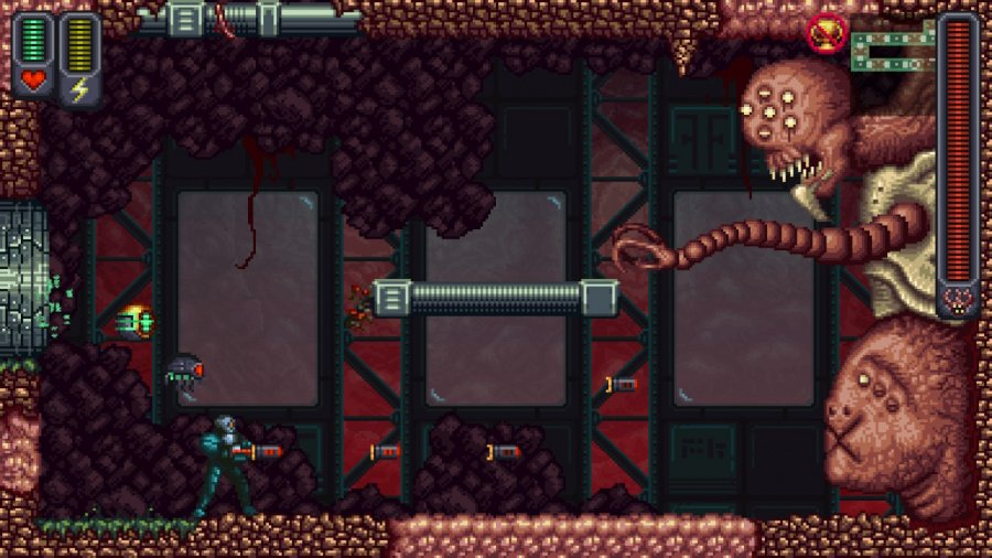 A Robot Named Fight Review - Screenshot 3 of 4