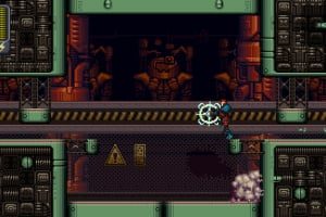 A Robot Named Fight Screenshot