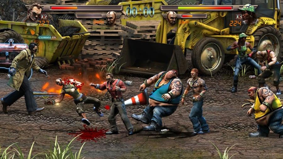 Raging Justice Review - Screenshot 2 of 7