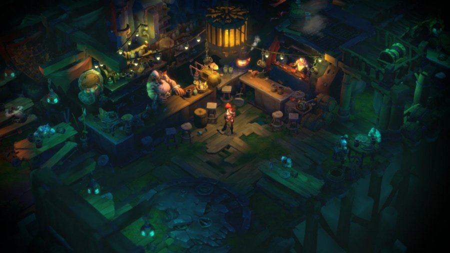 Battle Chasers: Nightwar Review - Screenshot 4 of 5