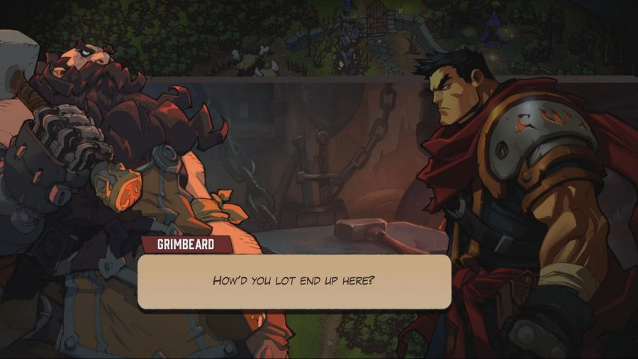 Battle Chasers: Nightwar Review - Screenshot 1 of 5