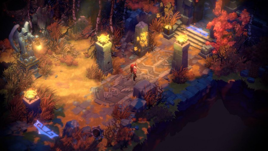 Battle Chasers: Nightwar Review - Screenshot 3 of 5