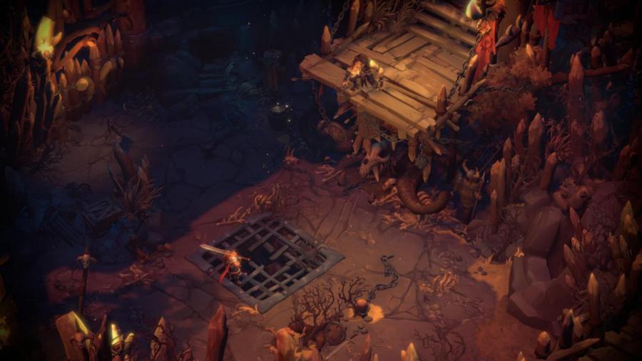 Battle Chasers: Nightwar Review - Screenshot 2 of 5
