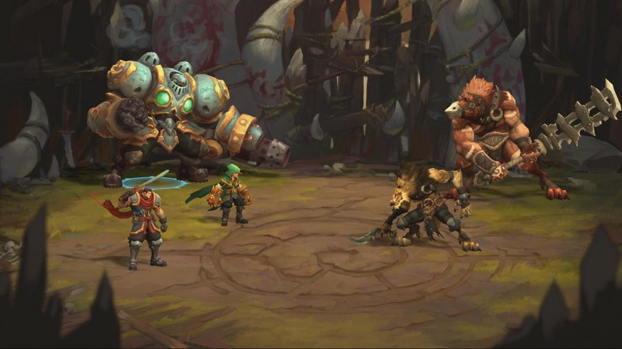 Battle Chasers: Nightwar Review - Screenshot 5 of 5