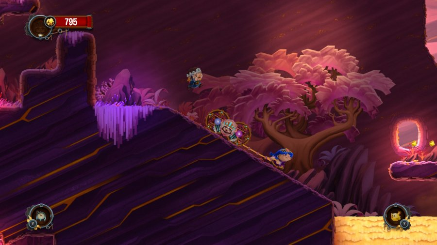 Super Chariot Review - Screenshot 3 of 4