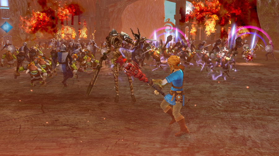 Hyrule Warriors: Definitive Edition Review - Screenshot 7 of 8