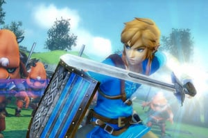 Hyrule Warriors: Definitive Edition Screenshot