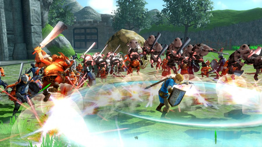 Hyrule Warriors: Definitive Edition Review - Screenshot 4 of 8