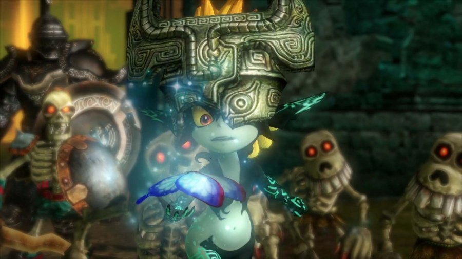 Hyrule Warriors: Definitive Edition Review - Screenshot 1 of 8