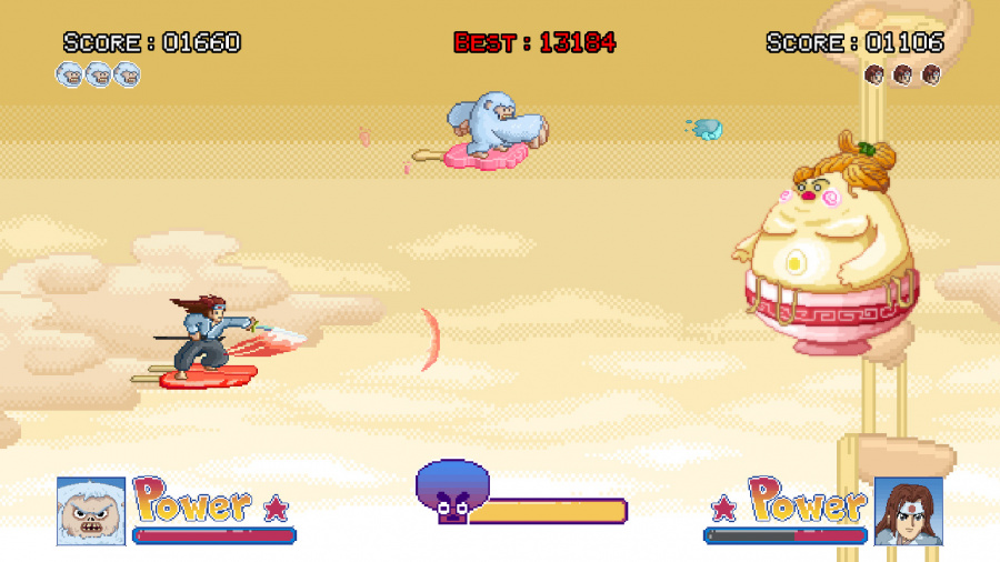 Ice Cream Surfer Review - Screenshot 3 of 3