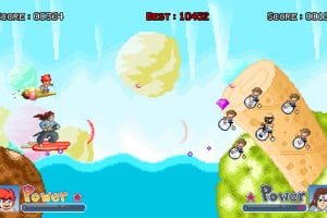 Ice Cream Surfer Screenshot