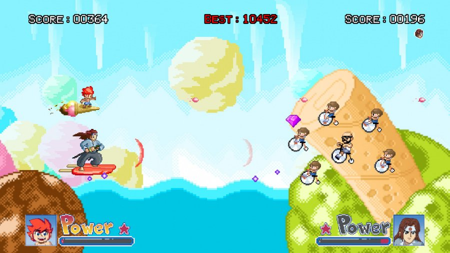 Ice Cream Surfer Review - Screenshot 2 of 3