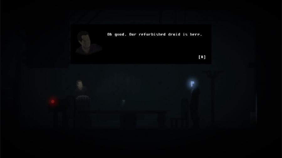The Fall Review - Screenshot 1 of 3