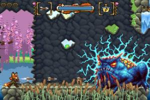 Fox n Forests Screenshot
