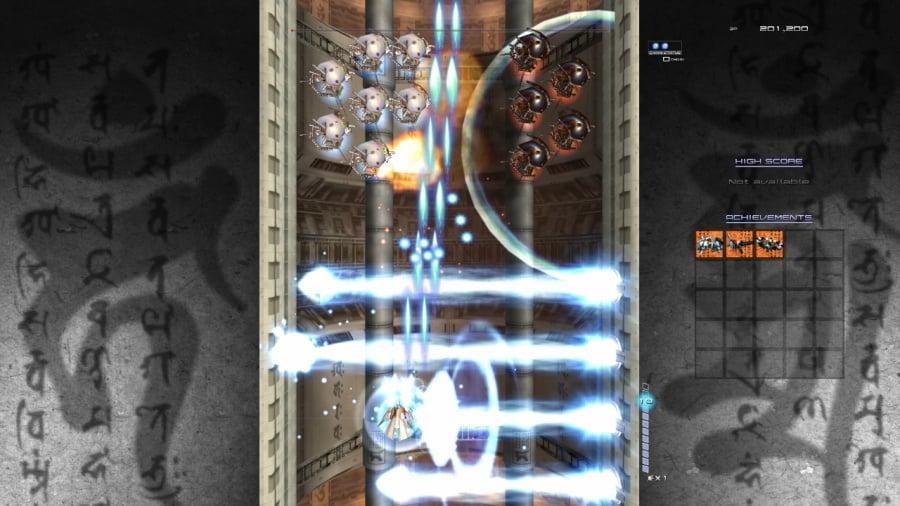 Ikaruga Review - Screenshot 1 of 4
