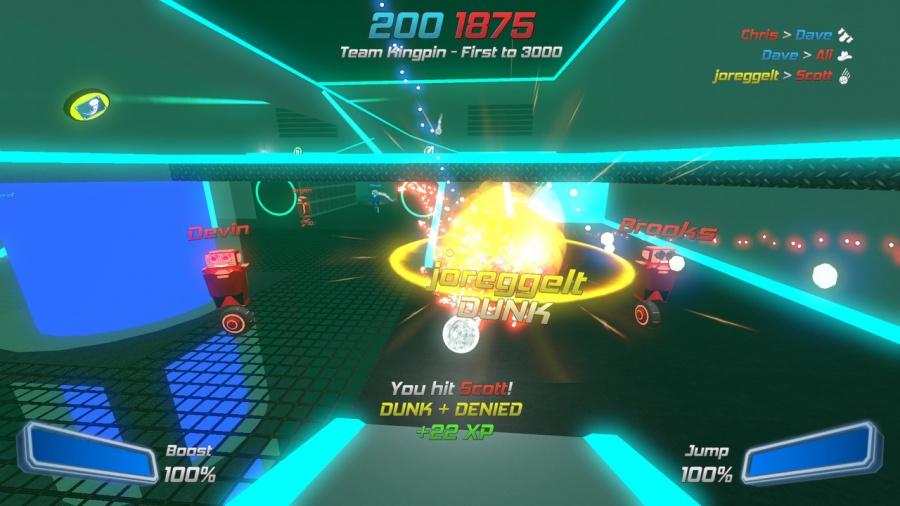 Disco Dodgeball - REMIX Review - Screenshot 2 of 3