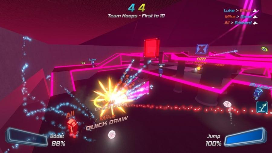 Disco Dodgeball - REMIX Review - Screenshot 1 of 3