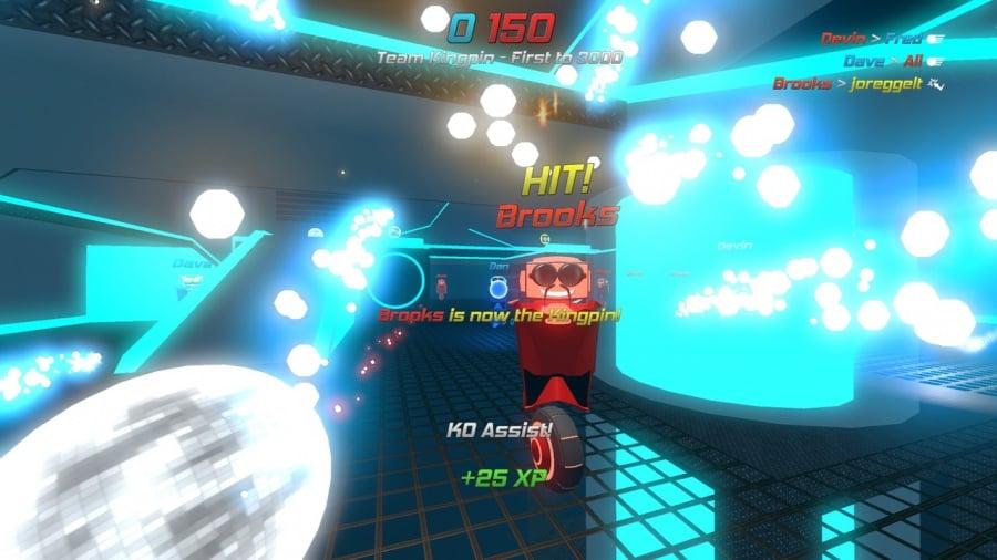 Disco Dodgeball - REMIX Review - Screenshot 3 of 3