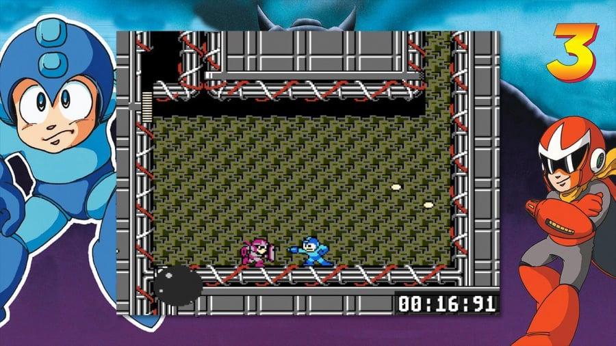 Mega Man Legacy Collection Review - Screenshot 5 of 7