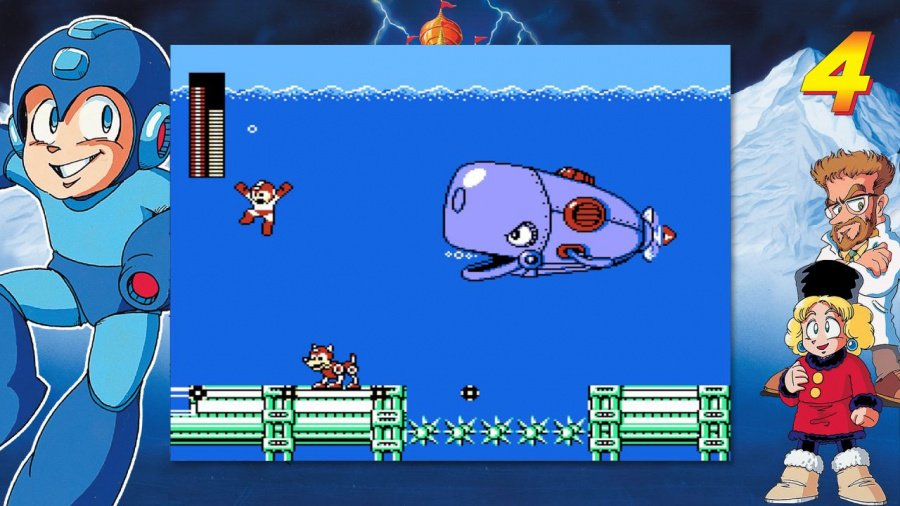 Mega Man Legacy Collection Review - Screenshot 2 of 7