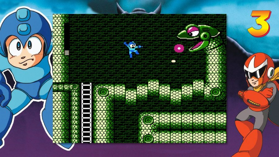Mega Man Legacy Collection Review - Screenshot 1 of 7