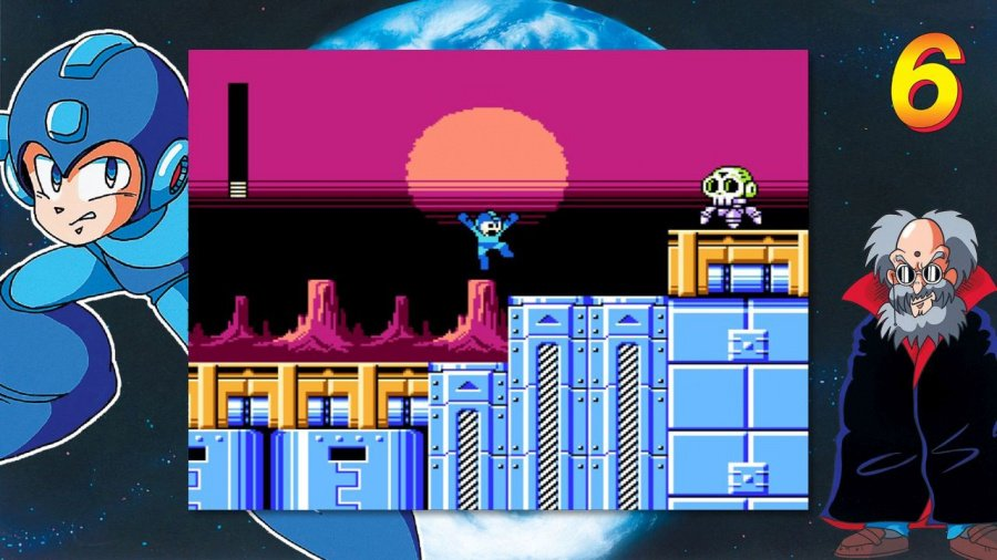 Mega Man Legacy Collection Review - Screenshot 1 of 7