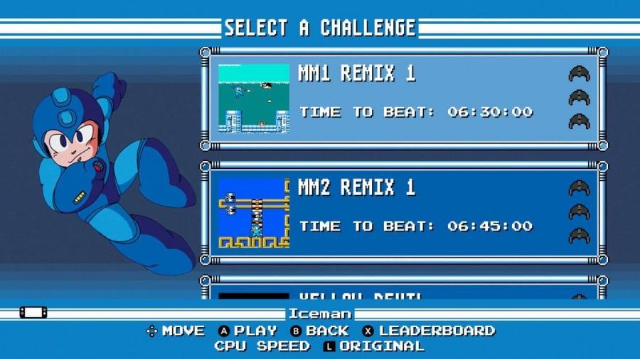 Mega Man Legacy Collection Review - Screenshot 3 of 7