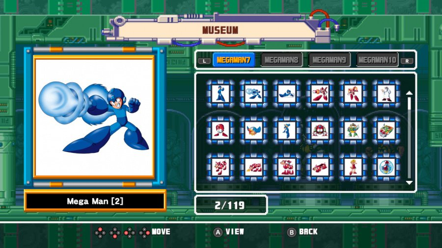 Mega Man Legacy Collection 2 Review - Screenshot 2 of 6
