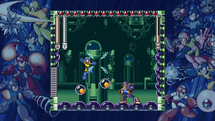 Mega Man Legacy Collection 2 Review - Screenshot 5 of 6