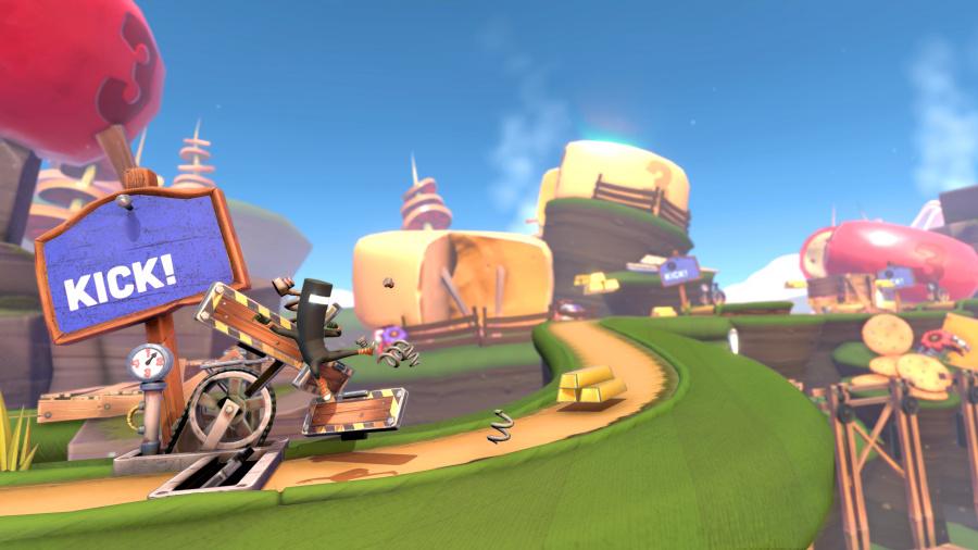 Runner3 Review - Screenshot 2 of 4