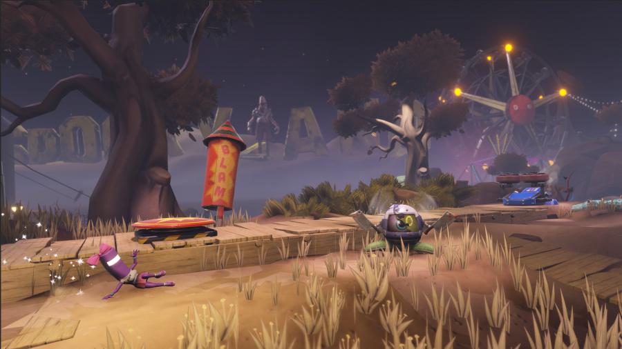 Runner3 Review - Screenshot 1 of 4