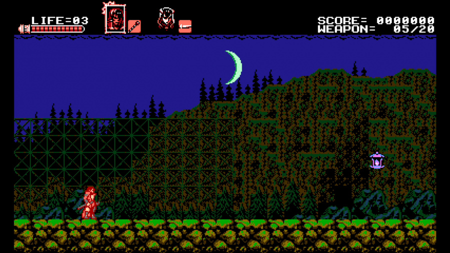 Bloodstained: Curse of the Moon Review - Screenshot 2 of 3