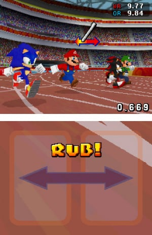 Mario & Sonic at the Olympic Games Review - Screenshot 3 of 3