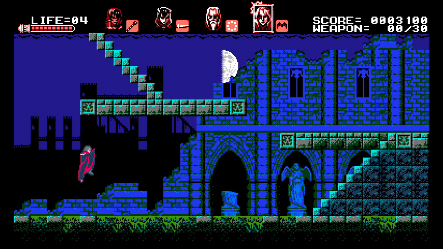 Bloodstained: Curse of the Moon Review - Screenshot 1 of 3