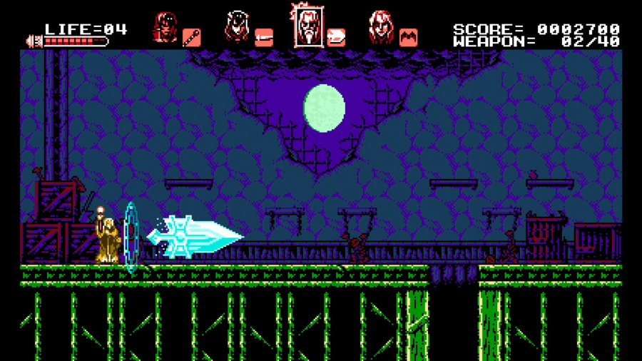 Bloodstained: Curse of the Moon Review - Screenshot 3 of 3