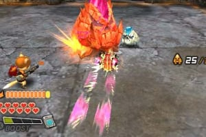 Dillon's Dead-Heat Breakers Screenshot