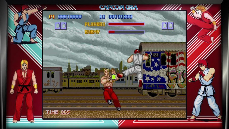 Street Fighter 30th Anniversary Collection Review - Screenshot 3 of 7