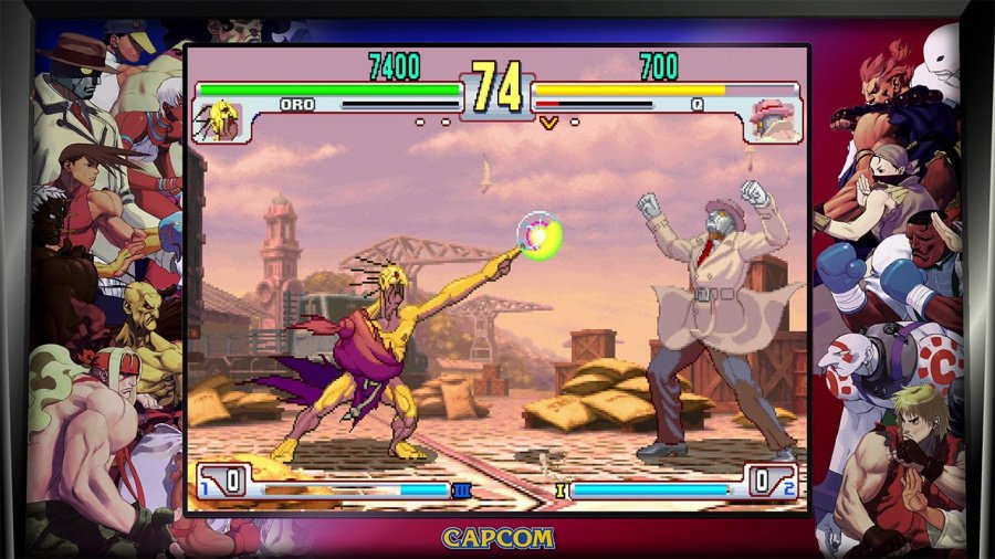 Street Fighter 30th Anniversary Collection Review - Screenshot 4 of 7
