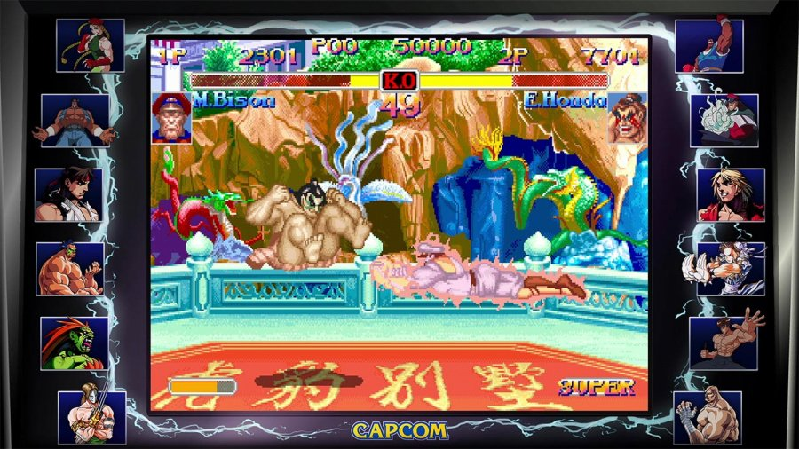Street Fighter 30th Anniversary Collection Review - Screenshot 5 of 8