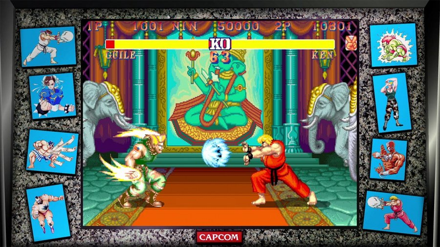 Street Fighter 30th Anniversary Collection Review - Screenshot 6 of 8