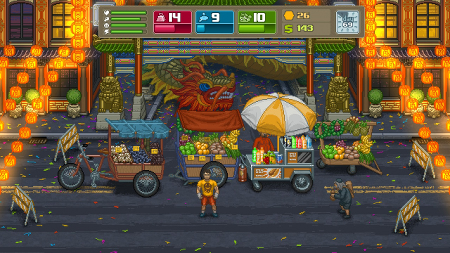 Punch Club Review - Screenshot 1 of 3