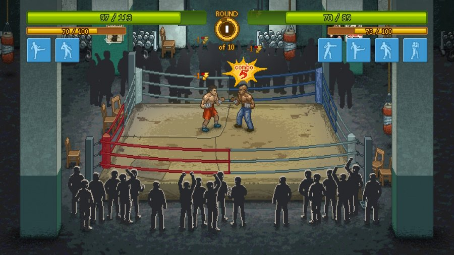 Punch Club Review - Screenshot 2 of 3