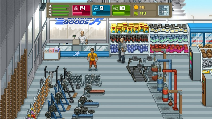 Punch Club Review - Screenshot 4 of 4