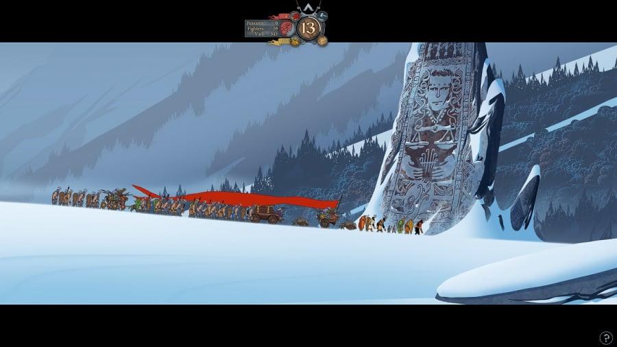 The Banner Saga Review - Screenshot 4 of 6