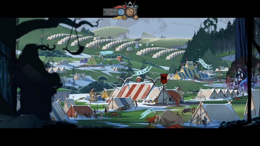 The Banner Saga Review - Screenshot 6 of 6