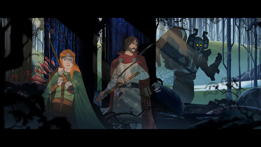 The Banner Saga Review - Screenshot 3 of 6