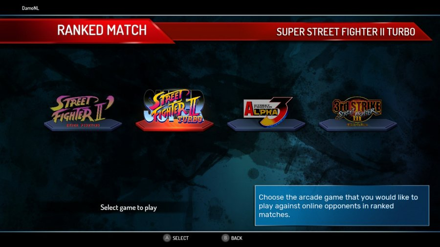 Street Fighter 30th Anniversary Collection Review - Screenshot 1 of 7