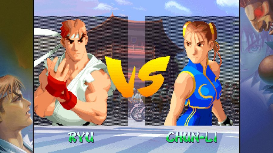 Street Fighter 30th Anniversary Collection Review - Screenshot 2 of 7