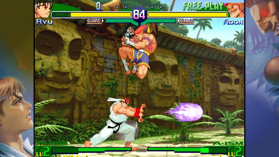 Street Fighter 30th Anniversary Collection Review - Screenshot 5 of 7